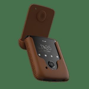 Motorola Razr-Ledercover