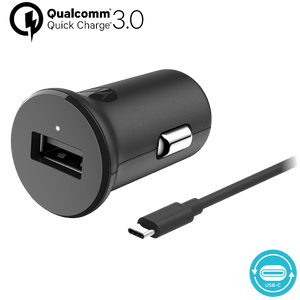 Motorola TurboPower ™ 18 Autoladegerät mit USB-C-Datenkabel