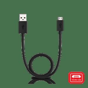 Motorola 1m USB-A zu Micro-USB Datenkabel
