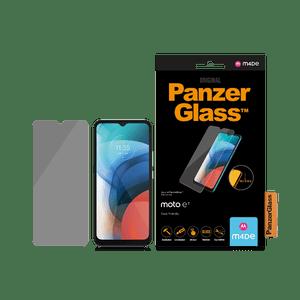 PanzerGlass™ Displayschutz für Moto e7